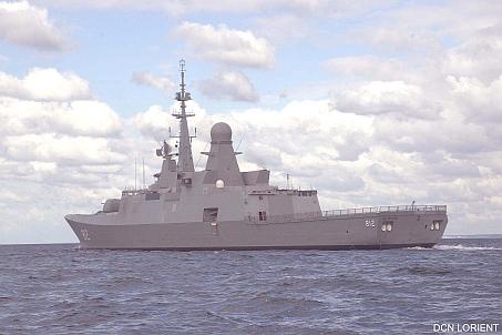 Projekt SAWARI II - Fregatten aus der La Fayette-Familie