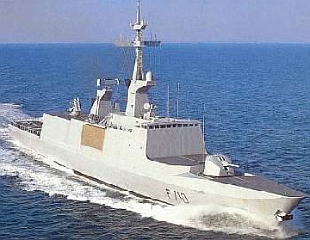Fregatte frigate LA FAYETTE