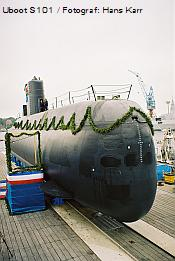 Uboot Submarine S101