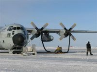 Air Guard Conducts Medical Evacuation in Antarctica
