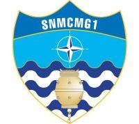 Die Ständigen NATO-Einsatzverbände - Das Wappen der SNMCMG 1