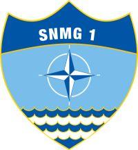 Die Ständigen NATO-Einsatzverbände - Das Wappen der SNMG 1