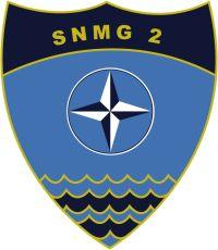 Die Ständigen NATO-Einsatzverbände - Das Wappen der SNMG 2