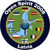 Open Spirit 2008 - Logo des Minenjagd-Einsatzverbandes