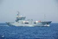 Tender Mosel im UNIFIL-Einsatz im Mittelmeer