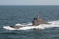 Uboot S 194 (U15) in der Ostsee