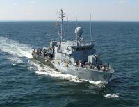 GlobalDefence.net - Hohlstablenkboot ENSDORF-Klasse (352)