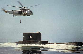 Marineforum - peruanisches U-Boot ANTOFAGASTA (Foto: per. Marine)