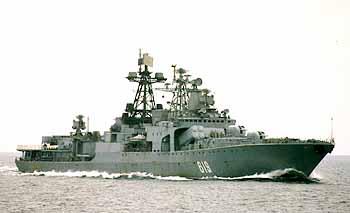 Marineforum - SEVEROMORSK (Foto: FlottenKdo)