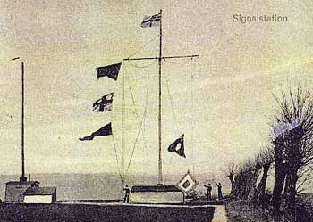 Marineforum - 1908: Signalstelle