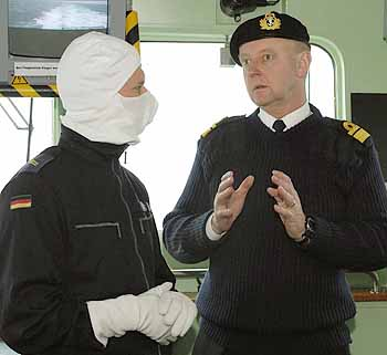 Marineforum - FOST RAdm  Richard Ibbotson (Foto: Royal Navy)