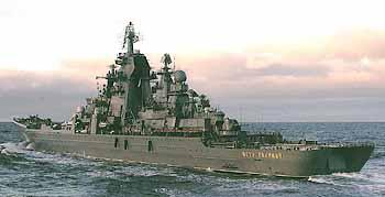 Marineforum - PETR VELIKIY