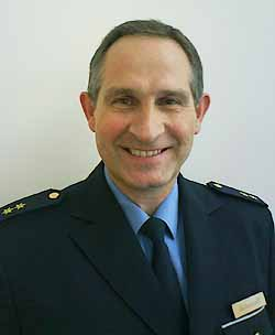 Marineforum - Polizeioberrat Peter Aldenhoff
