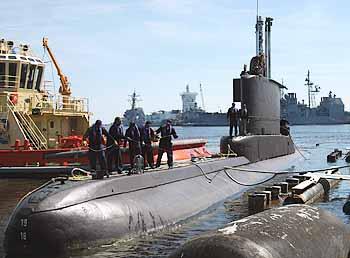 Marineforum - PIJAO (Foto: US-Navy)