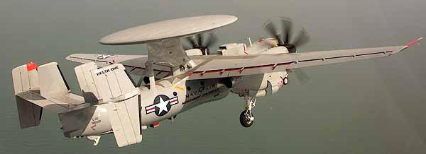 E-2D Advanced Hawkeye (Foto: US Navy)