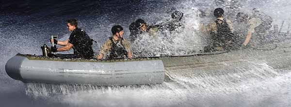 Marineforum - Ausbildung Boarding Team (Fot: US-Navy)