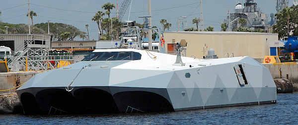 - STILETTO (Foto: US Navy)