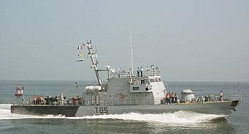 Marineforum - Schnellboot der TRINKAT-Klasse (Foto: FlottenKdo)