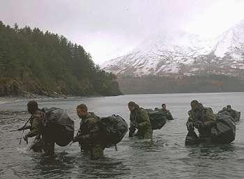 Marineforum - Ausbildung in Alaska