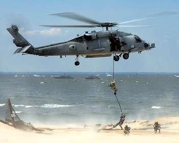 Marineforum - Anti-Terror Übung (Foto: US Navy)