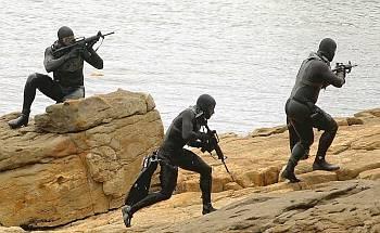 Marineforum - Angriff aus dem Wasser (Foto: US Navy)