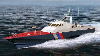 Marineforum - Wachboot der SOBOL-Klasse (Computergrafik: Akmaz)