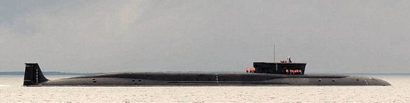 Marineforum - YURI DOLGORUKIY (Foto: nn / Internet)/