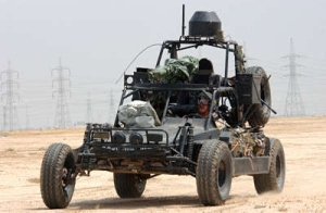 Marineforum - DPV - Desert Patrol Vehicle