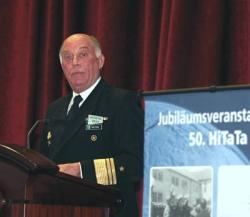 Marineforum - Vizeadmiral Wolfgang E. Nolting