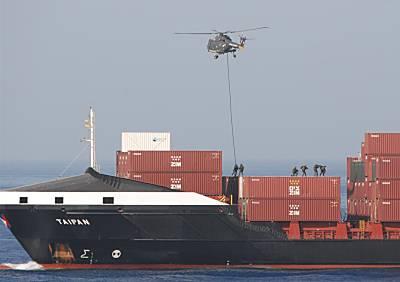 Marineforum - Niederländer entern die TAIPAN (Foto: niederl. Marine)