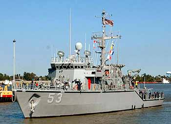 Marineforum OSPREY-Klasse