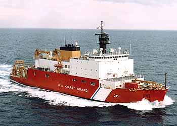 Marineforum HEALY (Foto: US Coast Guard)