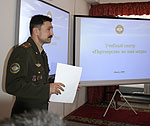 Resettling redundant military personnel in Central Asia