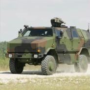 Thales - KMW Dingo 2 vehicles