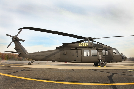 UH-60M BLACK HAWK for Sweden
