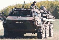 Deutschland Waffensysteme - Gepanzerte Fahrzeuge