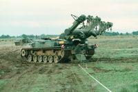 Deutschland Waffensysteme - Pionierfahrzeuge
