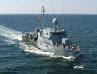 Deutschland Waffensysteme - Minenboote