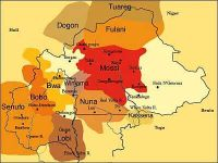 Ethnien Burkina Faso