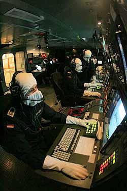 Marineforum - OPZ Fregatte HESSEN (Foto: PIZ Marine)