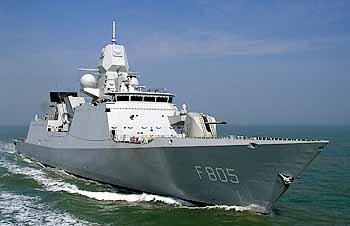 Marineforum - EVERTSEN (Foto: niederl. Marine)