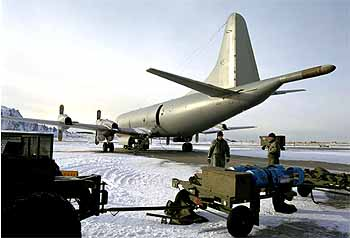 norwegische P3-C Orion (Foto: MOD Norway)