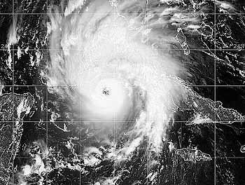 Gustav (Foto: NOAA)