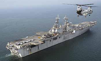 KEARSARGE (Foto: US-Navy)
