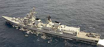 Marineforum - MYSORE (Foto: US-Navy)