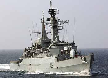 Marineforum - TIPPU SULTAN (Foto: US-Navy)