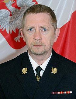Marineforum - VAdm Andrzej Karweta (Foto: poln. Marine)