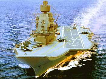 Marineforum - wird die GORSHKOV jemals so aussehen ? (Grafik: Sevmash)