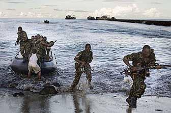 Marineforum - Foto: BBC