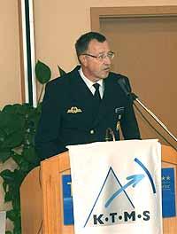 Marineforum Flottillenadmiral Klaus von Dambrowski